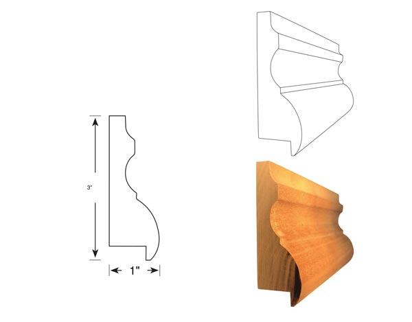 Panel Molding - 1042