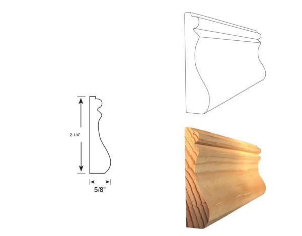 Panel Molding - 1046