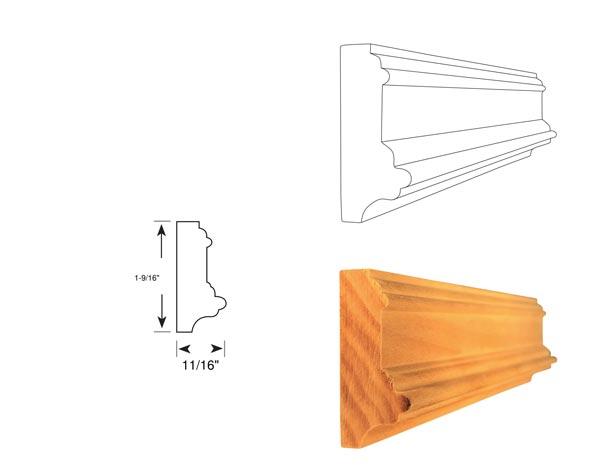 Panel Molding - 1050