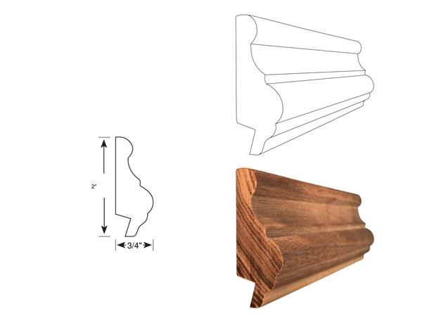 Panel Molding - 1059