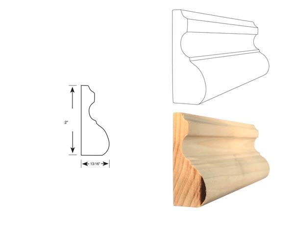 Panel Molding - 1065