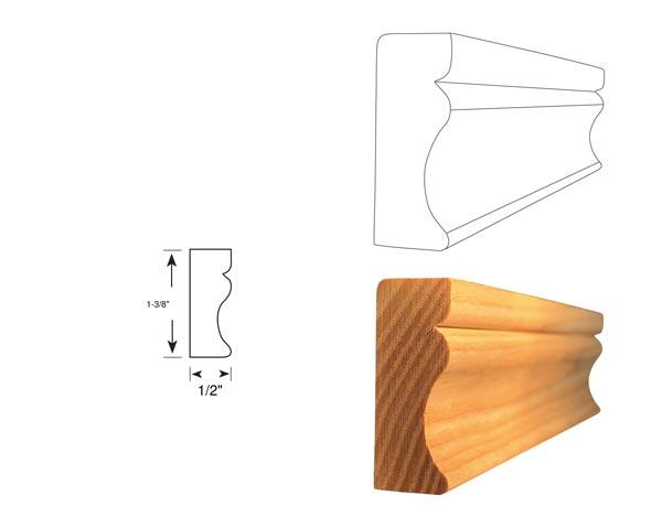 Panel Molding - 1067