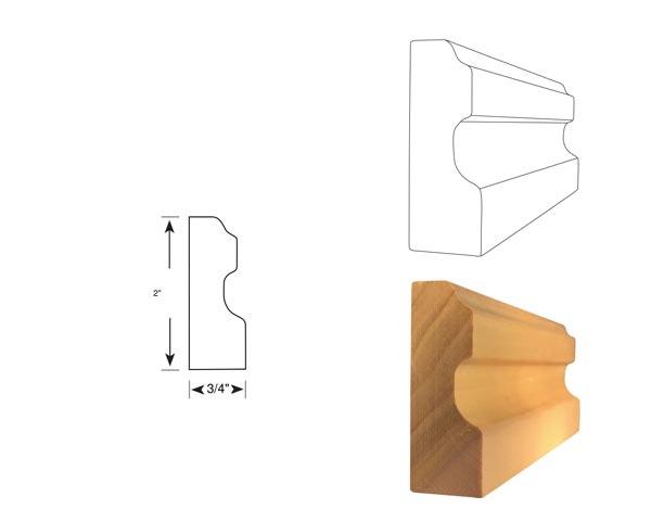 Panel Molding - 1070