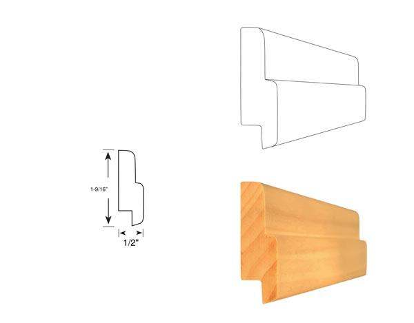 Panel Molding - 1071