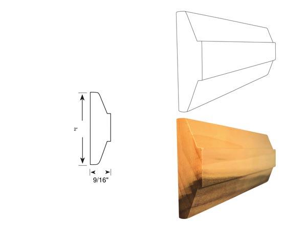 Panel Molding - 1089