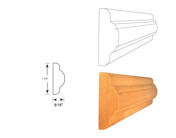 Panel Molding - 1090