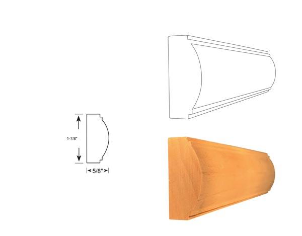 Panel Molding - 1101