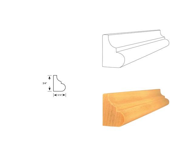 Panel Molding - 1114