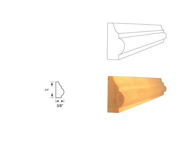 Panel Molding - 1115