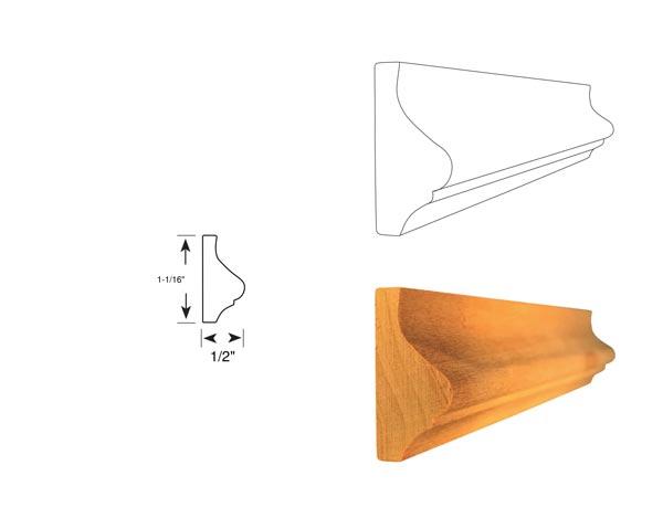 Panel Molding - 1116