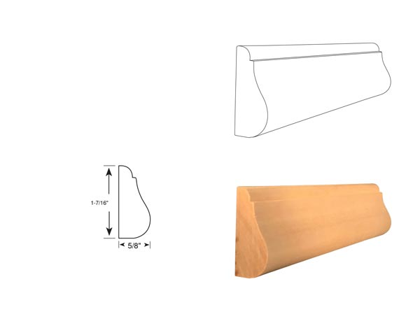 Panel Molding - 3084