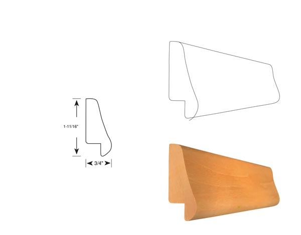 Panel Molding - 3085