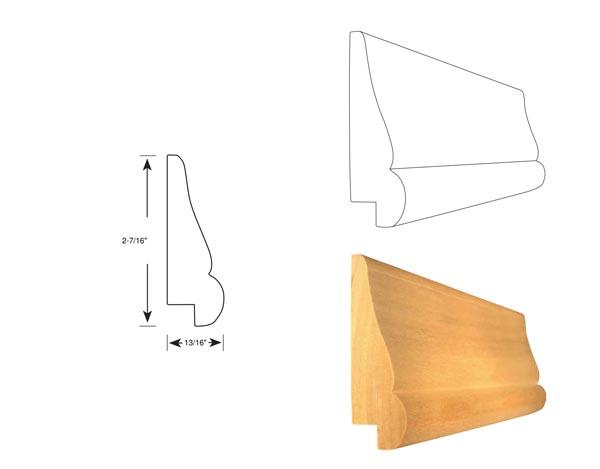 Panel Molding - 3086