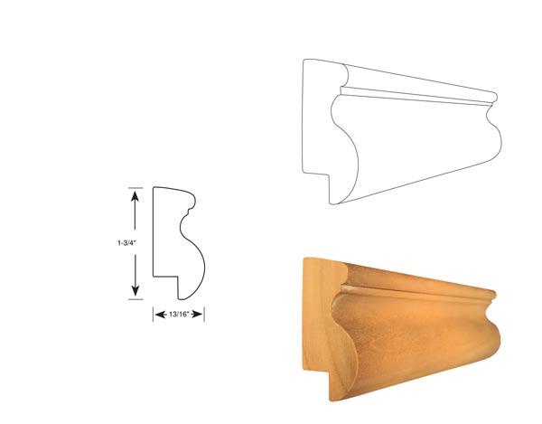 Panel Molding - 3087