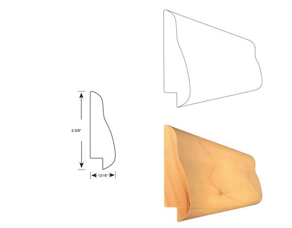 Panel Molding - 3088