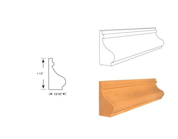 Panel Molding - 3095