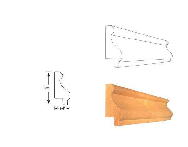 Panel Molding - 3098