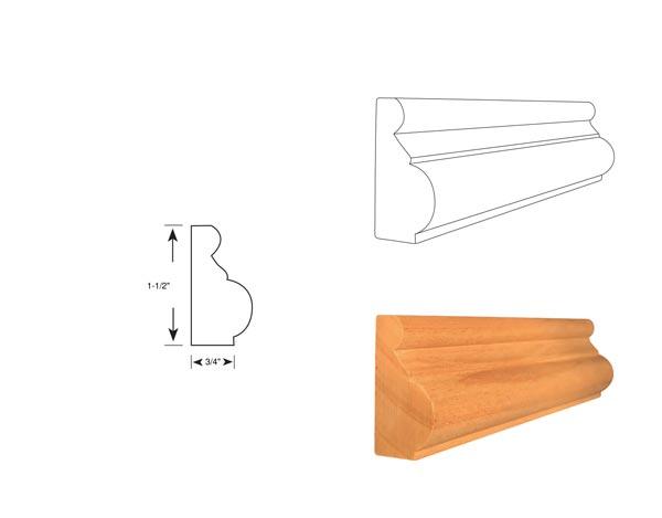 Panel Molding - 3099