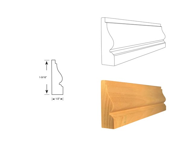 Panel Molding - 3100