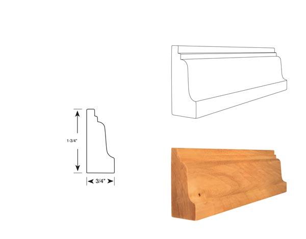 Panel Molding - 3109