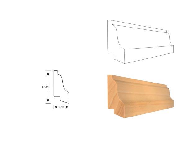 Panel Molding - 3113