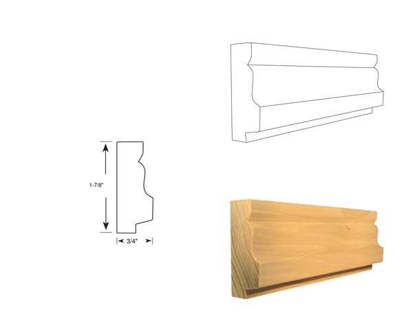 Panel Molding - 3114